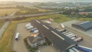 Dansk Distribution terminal i Nørresundby